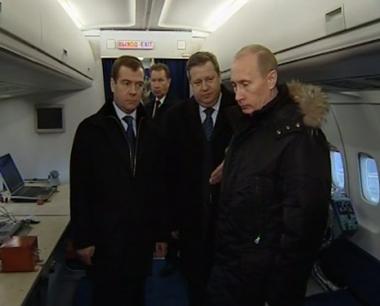 بوتين يؤكد على ضرورة تعزيز القوات الجوية