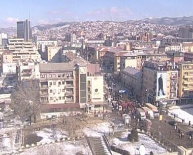 بعثة الإتحاد الأوروبي تبدأ مهامها في كوسوفو