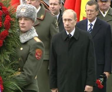 بوتين: روسيا لن تسمح بجرها لسباق تسلح جديد