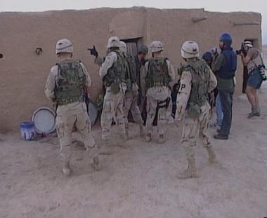 مجلس الشيوخ الامريكي يناقش خطة للانسحاب من العراق