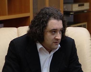 زعيم الحزب الديمقراطي الروسي أندريه بوغدانوف