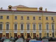مبنى مسرح ميخايلوفسكي