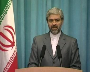 محمد علي الحسيني الناطق الرسمي باسم الخارجية الإيراني