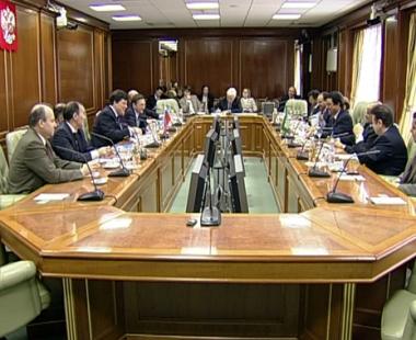 وفد سعودي في موسكو لتعزيز التعاون البرلماني