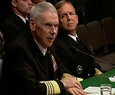 قائد القوات الأمريكية في الشرق الأوسط يقدم إستقالته
