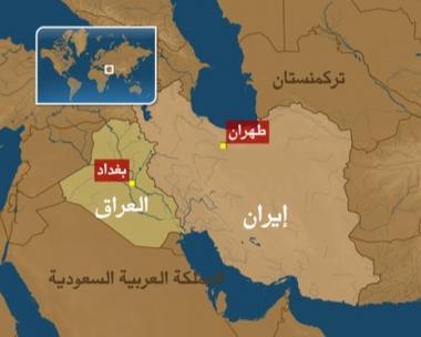 ايران تقصف عناصر كردية إيرانية داخل كردستان العراق