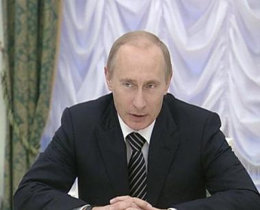 بوتين: روسيا تتطلع الى التعاون الاستراتيجي مع العالم الاسلامي