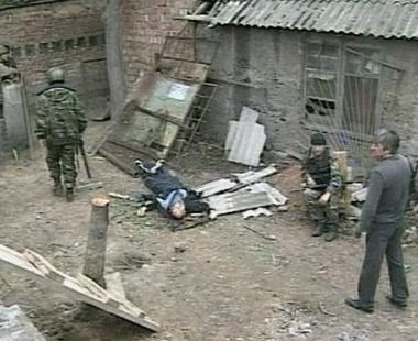 عملية خاصة في داغستان