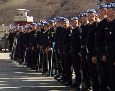 حزب الأقاليم الاوكراني ينوى طرح مسألة سحب قوات البلاد من كوسوفو