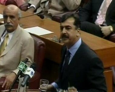 إفراج فوري عن قضاة باكستان المعتقلين