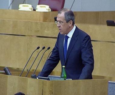 لافروف يؤكد أن القرار حول إستقلال كوسوفو يخالف مبدأ سيادة الدول