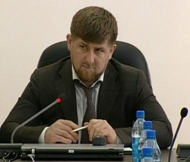 قاديروف: مستمرون في إعادة اعمار الشيشان