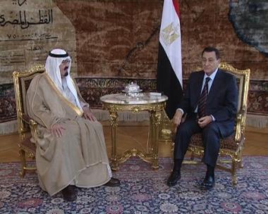 القمة المصرية السعودية تسعى لحل الازمة اللبنانية