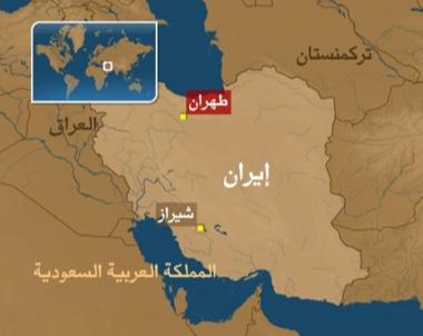 قتلى وجرحى بانفجار في حسينية في شيراز جنوب إيران