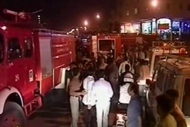ارتفاع حصيلة ضحايا الانفجار في حسينية في شيراز جنوب إيران