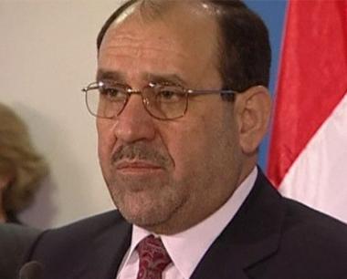 المالكي يناشد أوروبا توثيق علاقاتها مع العراق