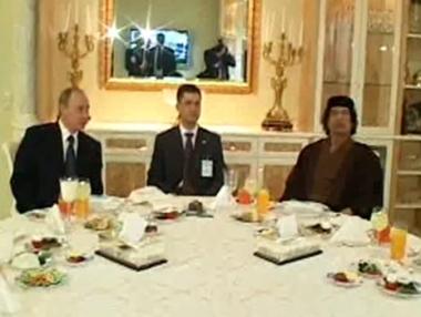 لافروف:اللقاء الروسي-الليبي راعى مصالح الطرفين