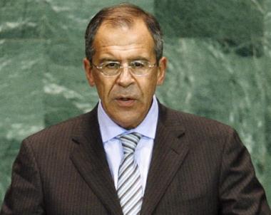 لافروف: سيتواصل دعم روسيا الى العراق