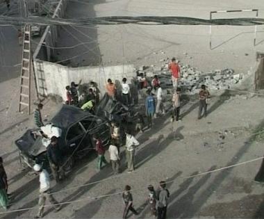 مقتل 8 عراقيين في هجوم أمريكي على مدينة الصدر