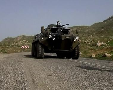 غارات جوية تركية ضد مواقع حزب العمال الكردستاني