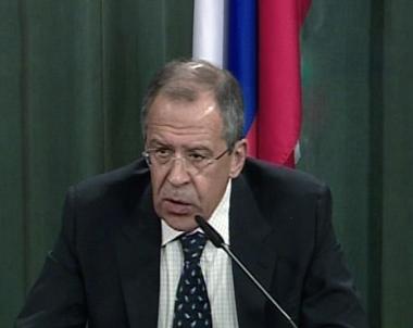 لافروف يؤكد رفض روسيا توسيع حلف الناتو