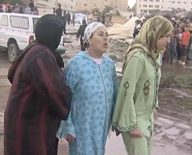 عشرات القتلى والجرحى في حريق مصنع بالدار البيضاء
