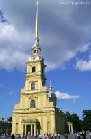 دميتري كازاكوف: كاتدرائية بيتروبافلوفسكي