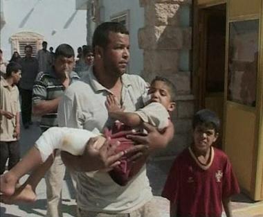 أطفال العراق تطالهم الهجمات الارهابية