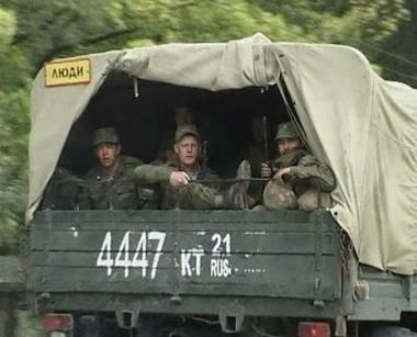 قوات حفظ السلام الروسية تعزز وجودها في أبخازيا