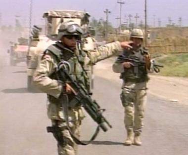 الجيش الأمريكي يقرر سحب 3500 جندي من العراق