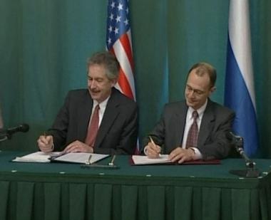 اتفاقية بين موسكو وواشنطن حول استخدامات الطاقة النووية
