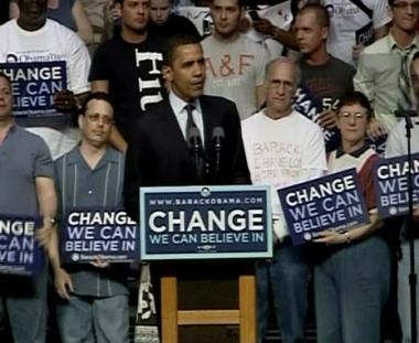 أوباما وهيلاري يتنافسان في ولايتي كارولينا الشمالية وإنديانا