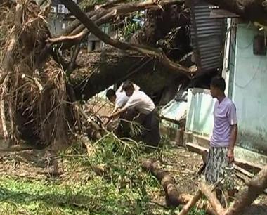 حصيلة ضحايا إعصار ميانمار في ارتفاع مستمر