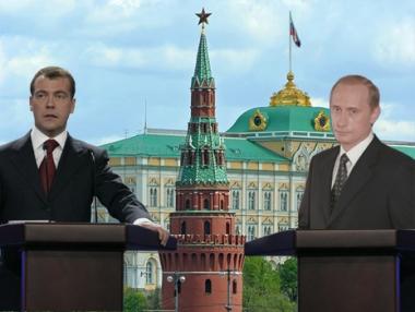 مدفيديف يرشح بوتين لتولي رئاسة الحكومة الجديدة