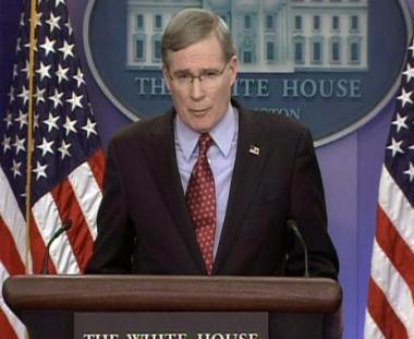 ستيفن هادلي مستشار الأمن القومي الأمريكي