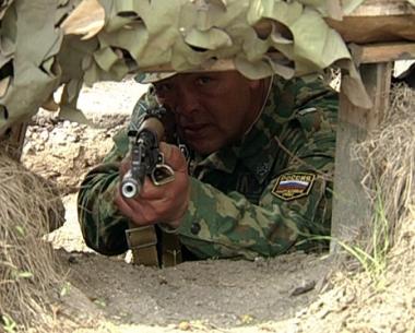 قوات حفظ السلام تستأنف تدريباتها في جمهورية بريدنيستروفيه