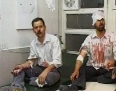 من ضحايا التفجير الذي استهدف إحدى الحُسينيات في شيراز