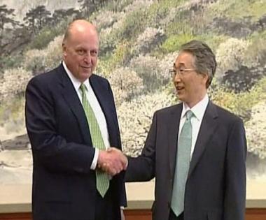 جون نيغروبونتي يبحث الملف النووي لكوريا الشمالية