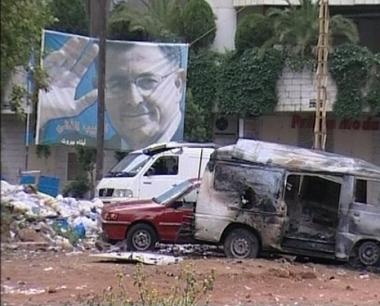 توقف الاشتباكات والمعارضة تسيطر على بيروت الغربية