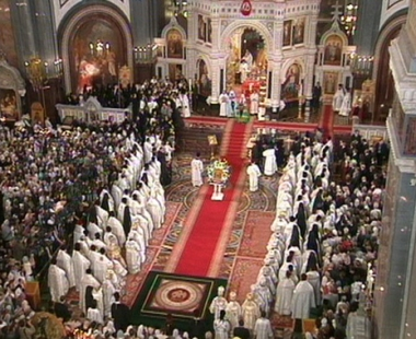 انتخاب راع جديد للكنيسة الأرثوذكسية الروسية في الخارج
