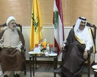 الوفد العربي ينهي مهمته بتفاؤل لحل الأزمة الرئاسية