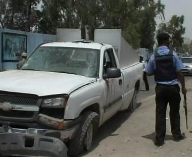 إصابة 3 موظفين في السفارة الإيرانية ببغداد