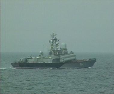 البحرية الروسية تحتفل بتأسيس اول اسطول لها