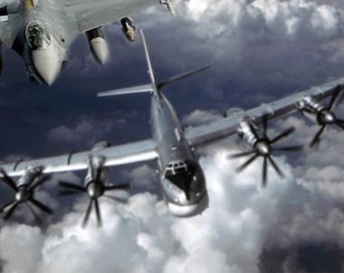 طائرات روسية تقوم بدوريات روتينية في أجواء المحيط الأطلسي