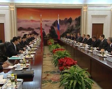 روسيا والصين توقعان إتفاقية بقيمة أكثر من مليار دولار