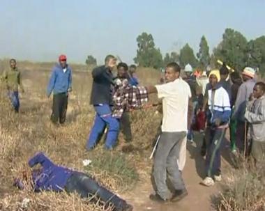 جنوب أفريقيا .. عنف ذوي القربى
