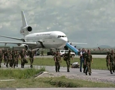 لندن تعزز قواتها في كوسوفو