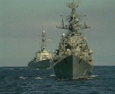 الأسطول الروسي في أوكرانيا...بقاء أم إنسحاب؟