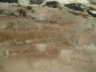حفريات في كهف، صورة من صحيفة جوردان تايمز