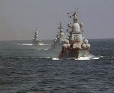 الأسطول الحربي الروسي يضاعف عدد قطعه في محيطات العالم